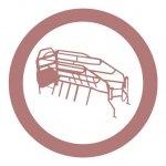 Granjas de cerdos, paritorios. En distintos materiales y distintas medidas. Consulta el mejor sistema de jaulas y paritorios para tu explotación de cerdos