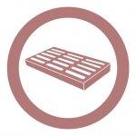 Sistema de suelos y rejillas en explotaciones ganaderas para la producción de cebo o maternidad porcino.