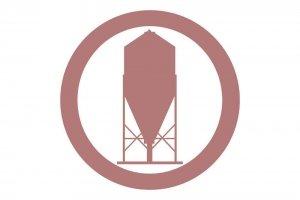 Sistema de almacenamiento de pienso, harina y grano en explotaciones ganaderas para la producción de cebo o maternidad porcino.