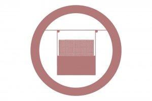 Sistema de ventilación en explotaciones ganaderas para la producción de cebo o maternidad porcino.