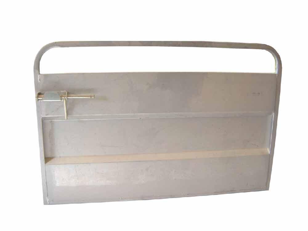 Sistema de división en ganado ovino fabricado en acero galvanizado de alta resistencia que ofrece gran maniobrabilidad en la separación o manejo de lotes ovinos.