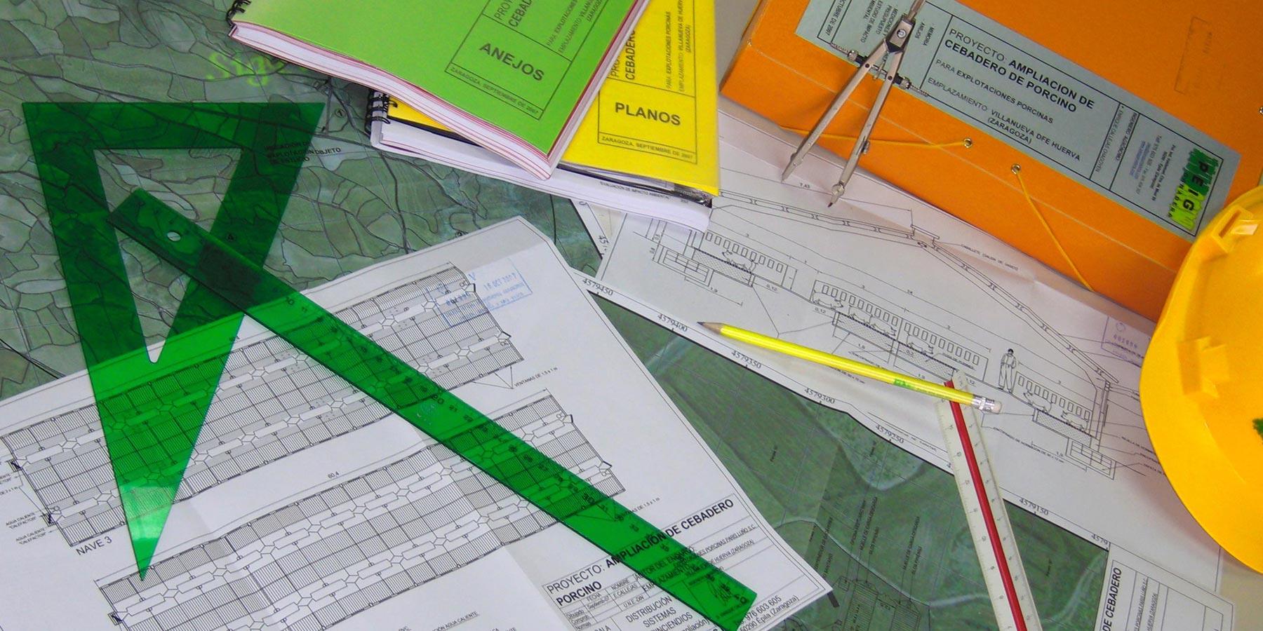 oficina técnica diseño de planos