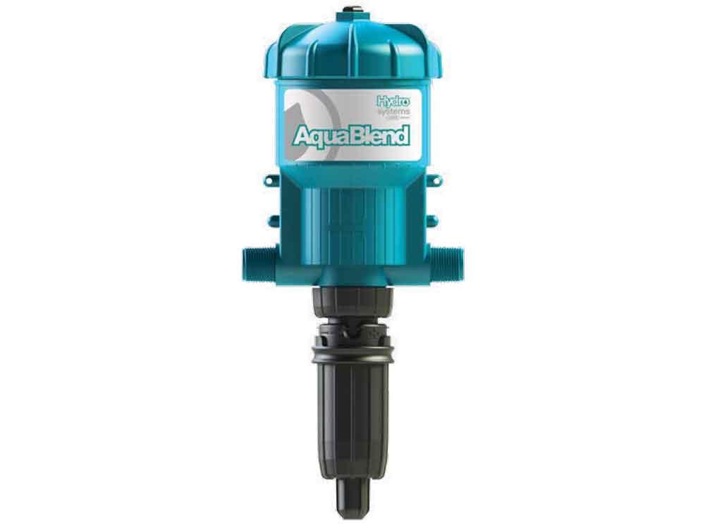 Inyectora dosificadora para la aplicación exacta de medicamento o tratamientos de agua en explotaciones agrícolas y ganaderas intensivas y extensivas.