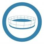 Icono de Depósitos de agua