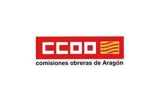 Logotipo de Comisiones Obreras de Aragón - Componentes de la mesa redonda de los Premio de Responsabilidad Social de Aragón 2018