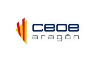 Logotipo de la Confederación Española de Organizaciones Empresariales - Componentes de la mesa redonda de los Premio de Responsabilidad Social de Aragón 2018