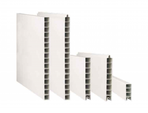 Panel separador PVC cerdos