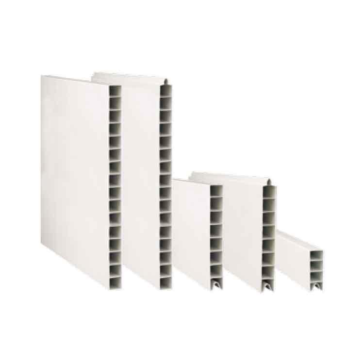 Panel PVC para separadores y frontales granjas porcinas
