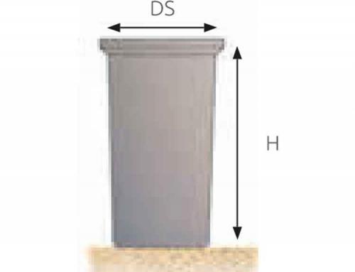 Depósitos agua fibra vidrio