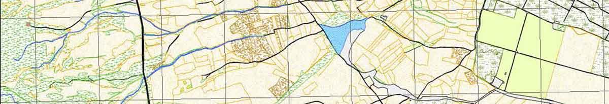 Georreferenciacion de planos cartográficos para certificar procesos con catastro o administraciones públicas