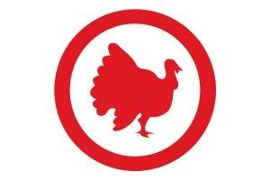 Icono de material para granjas de pavos