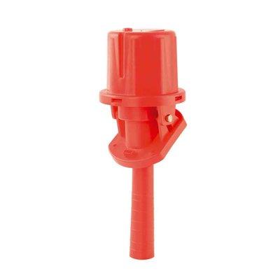 Sistema de medición y control de la capacidad de pienso de un silo.
